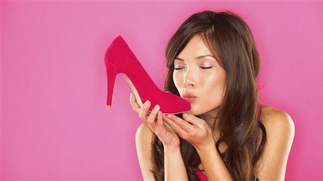 Chaussures à talons hauts Photo Credit: Istock