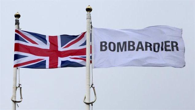Le Canadien Bombardier emploie des milliers de personnes en Irlande du Nord. | AFP https://www.rcinet.ca/fr/2017/09/28/guerre-commerciale-contre-bombardier-londres-en-furie-menace-boeing-de-represailles/ RCI avec La Presse canadienne, l'Agence France Presse, CBC et Radio-Canada
