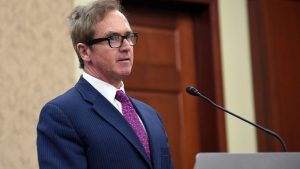 Brian Higgins, démocrate de New York, fait partie du puissant comité House Ways and Means du Congrès américain. (Nick Wass / NHLI via Getty Images)