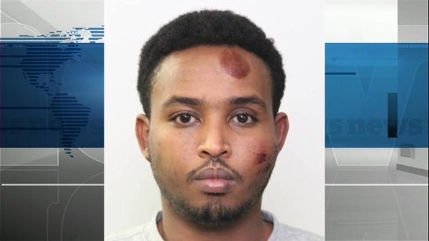 Abdulahi Hasan Sharif - Service de police d'Edmonton