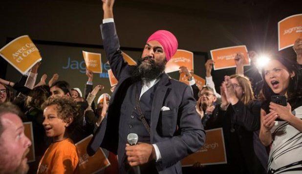 Jagmeet Singh (La Presse canadienne/Chris Young)