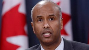 Ahmed Hussen © Fred Chartrand/Canadian Press