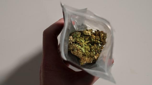 Les Canadiens et Québécois pourront transporter 30 grammes sur eux. Photo : iStock
