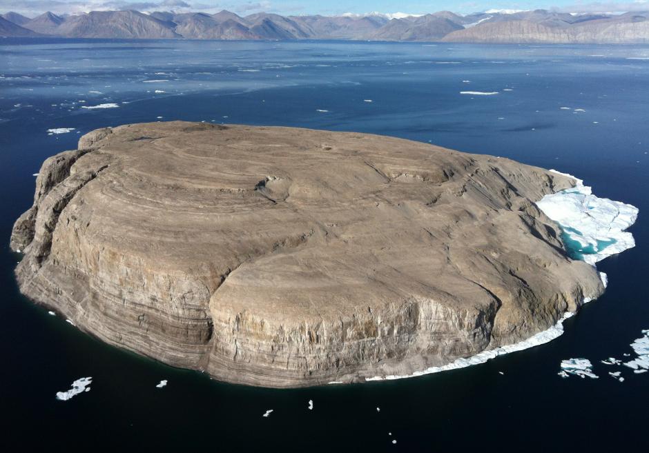 L'île de Hans - Wikipédia