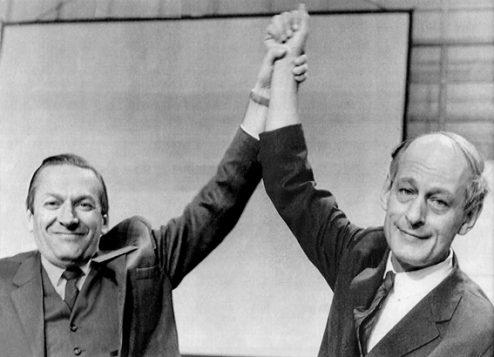 Fondation du Parti Québécois - Photo anonyme (1968)