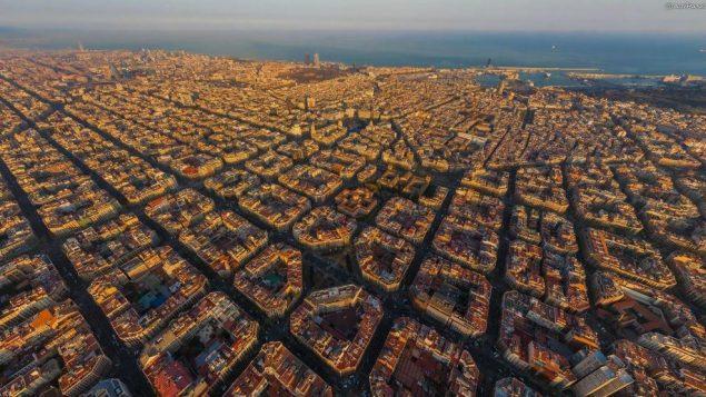 Les super-blocs de Barcelone - AP