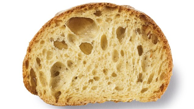 Une tranche de pain Photo Credit: iStock