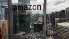 Le centre-ville de Toronto vu des bureaux de la compagnie dans la métropole canadienne Photo : Radio-Canada/Claudine Brulé