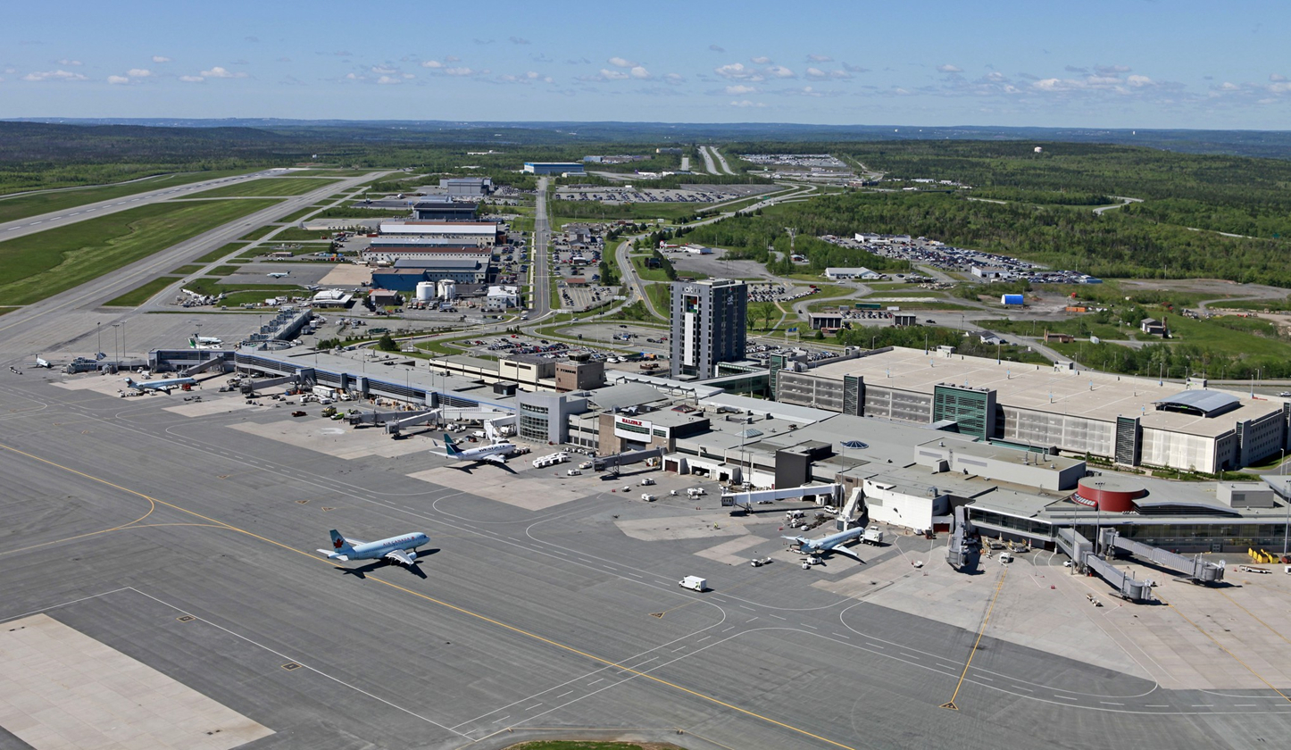 Aéroport international Standfield d'Halifax - Archives