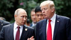 Le président russe Vladimir Poutine et Donald Trump Photo : Reuters/Jorge Silva