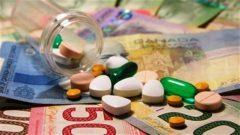 Un régime national d'assurance médicaments permettrait des achats en gros, ce qui abaisserait le prix des médicaments et les frais d'administration. Photo : Radio-Canada