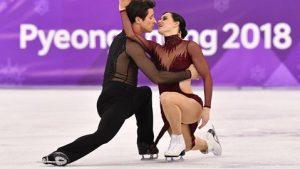 Tessa Virtue et Scott Moir - Radio-Canada - Sports
