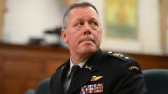 Le général Jonathan Vance - Photo: La Presse canadienne