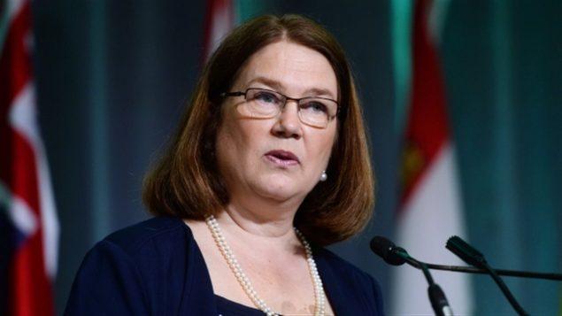 ane Philpott Photo : PC/Sean Kilpatrick/La Presse canadienne