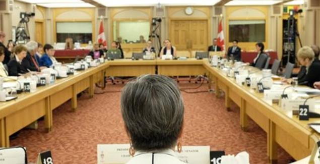 Comité permanent des Droits de la personne du Sénat - Gouvernement du Canada