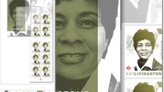 Les timbres du Mois de l'histoire des Noirs de 2018 rendent hommage aux pionniers Lincoln M. Alexander et Kathleen (Kay) Livingstone