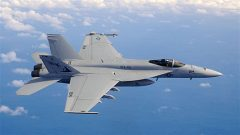Super Hornet Photo : boeing.com