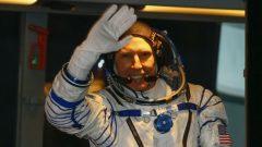 Andrew Feustel en est à son troisième voyage dans l'espace et à sa deuxième visite à la Station spatiale, dont il sera le commandant à compter du mois de juin. PHOTO SHAMIL ZHUMATOV, AGENCE FRANCE-PRESSE