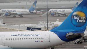 Selon le Winnipeg Free Press, cinq passagers britanniques ont été interpellés par la police fédérale pour «avoir provoqué des perturbations» pendant le vol et conduits menottés hors de l'avion, sans opposer de résistance. ARCHIVES REUTERS