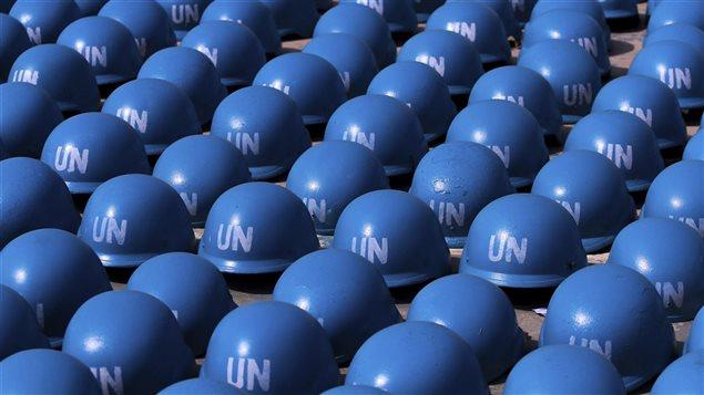 Seuls 103 des 101 280 soldats, policiers et observateurs militaires sous le commandement de l'ONU provenaient du Canada en date du 30 juin 2016. Photo Credit: Reuters/Afolabi Sotunde