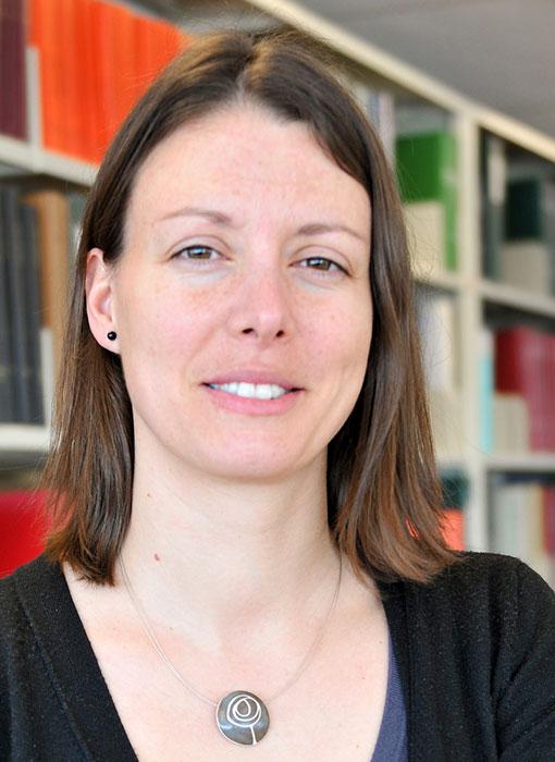 Marie-Ève Mathieu CRÉDIT : AMÉLIE PHILIBERT