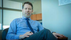 Le directeur général des élections par intérim, Stéphane Perrault Photo : Élections Canada