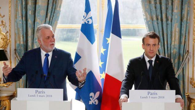 Le Québec réclame plus de transparence de l'Organisation internationale de la francophonie (OIF) Photo : AFP