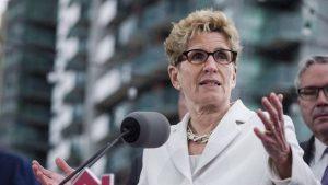 Kathleen Wynne - Photo : Radio-Canada