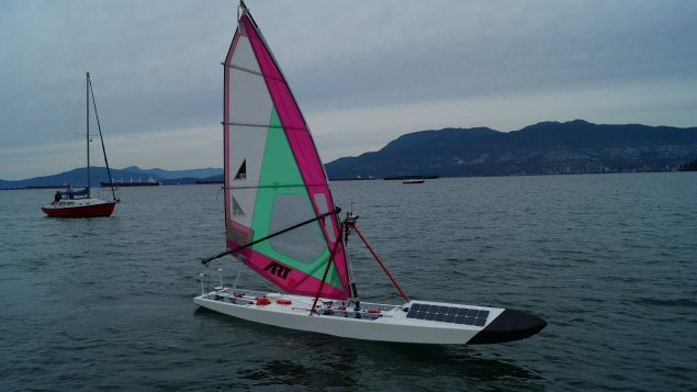 UBC Sailbot