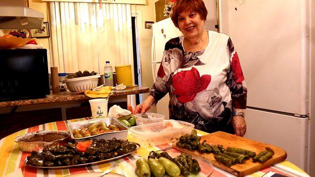 Cuisine je me souviens festin libanais chez afif - Cuisine libanaise montreal ...