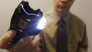 50 000 volts (Toby Talbot/Associate Press) (Toby Talbot/Associate Press)
