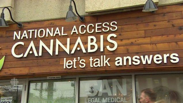 Ayant son siège social à Ottawa, National Access Cannabis se décrit comme une entreprise de soins de santé qui offre des services de consultations et aide les patients à obtenir des ordonnances de marijuana à des fins thérapeutiques.
