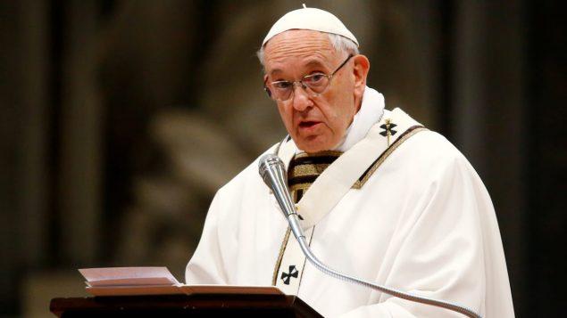 Excuses officielles au sujet des pensionnats autochtones : le NPD en appelle directement au pape François