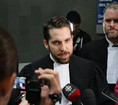 Me Charles-Olivier Gosselin - Photo : CBC