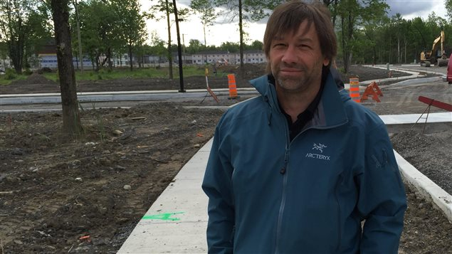 Alain Branchaud est directeur général de la Société pour la nature et les parcs du Canada, section Québec.