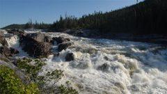 SNAP Québec voudrait que la rivière Magpie, dans le nord du Québec, soit entièrement protégée.