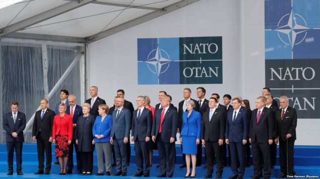 Des divergences persistent sur les contributions financières — Sommet de l'OTAN