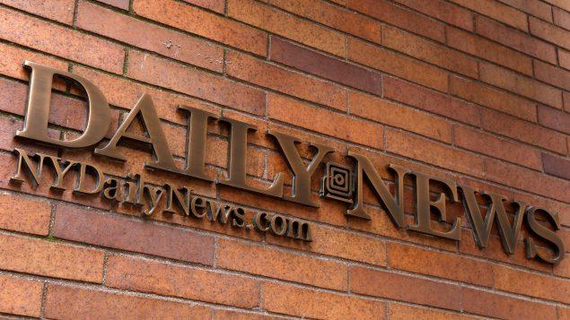 Plusieurs journaux américains ont des difficultés financières, à l'instar du New York Daily News qui vient de réduire de licencier 50% de son personnel journalistique (REUTERS / Brendan McDermid )
