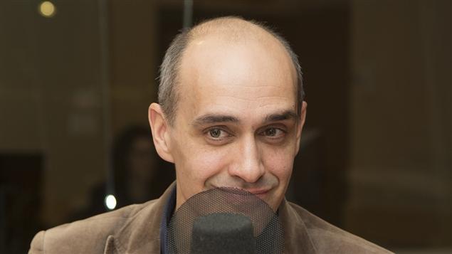 Sidney Ribaux est porte-parole et directeur général d'Équiterre