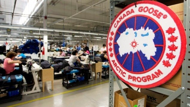 canada goose magasin montreal