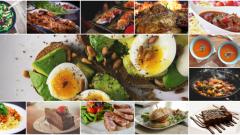 Des images de recettes que l'on peut planifier avec Glouton.ca