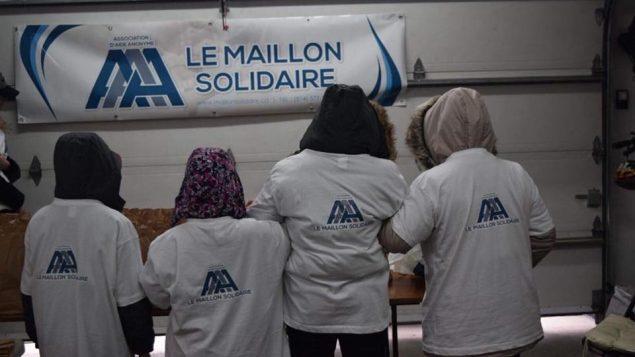Les bénévoles du maillon solidaire préfèrent aider de façon anonyme - Facebook