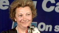 Lise Payette a été ministre des Consommateurs, des Coopératives et des Institutions financières dans le gouvernment de René Lévesque.