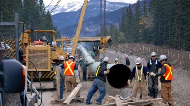 La justice américaine suspend la construction de l'oléoduc controversé Keystone XL - Autres