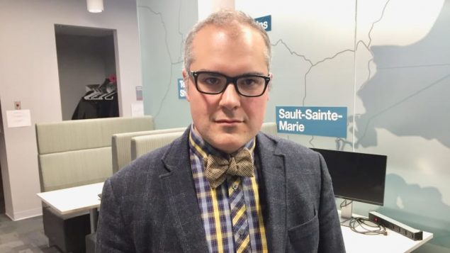 Serge Miville est spécialiste de l'histoire de l'Ontario français à l'Université Laurentienne.