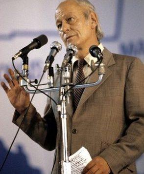 René Lévesque, le politicien/Radio Canada