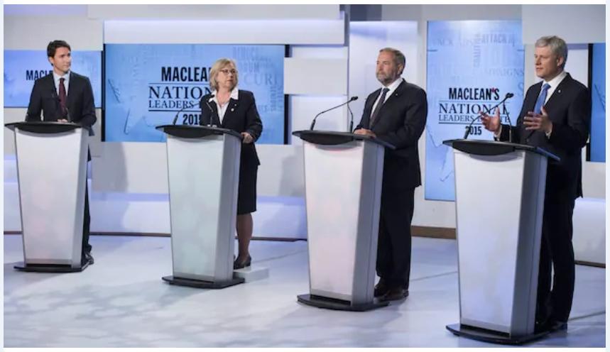 Élections Fédérales De L'automne : Un Débat Des Chefs Plus