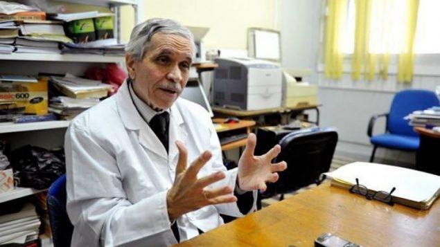 Le professeur Chemseddine Chitour, Ecole polytechnique d'Alger - Photo : Courtoisie