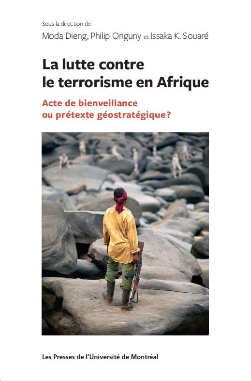 غلاف الكتاب الذي صدر عن منشورات جامعة مونتريال