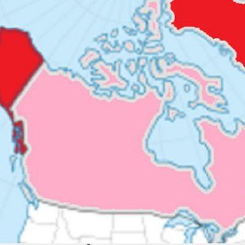 Pourquoi l'Alaska et le Groenland n'appartiennent-ils pas au Canada?